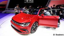 Auto China 2014 Volkswagen
