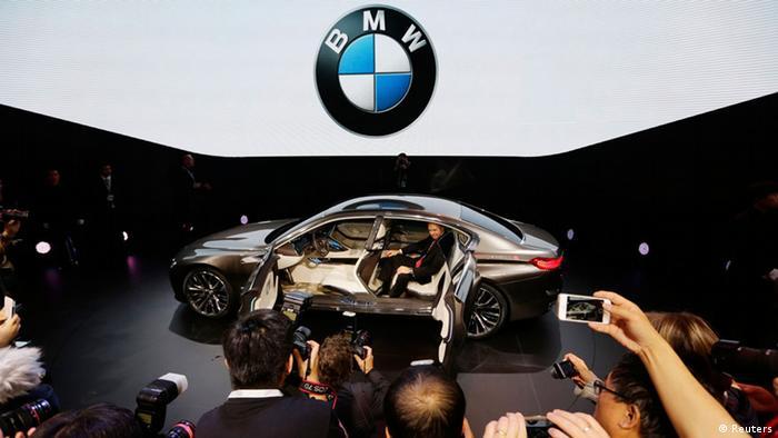 Auto China 2014 BMW