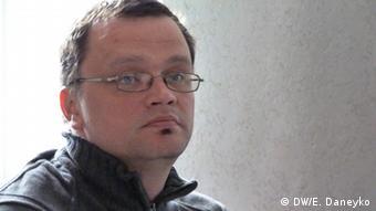Главный редактор журнала ARCHE Валер Булгаков