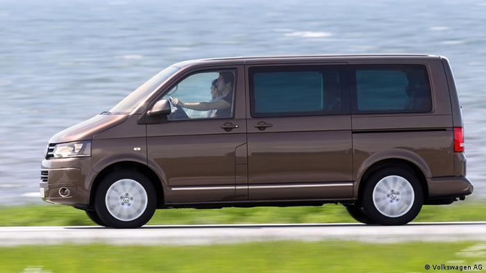 Volkswagen T-Baureihe Multivan Comfortline Kombi