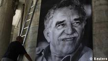 Abschied von Nobelpreisträger Gabriel García Márquez