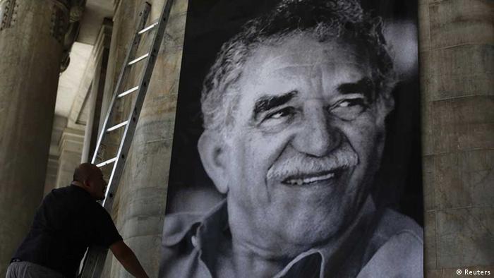 LITERATURA / GAABRIEL GARCIA MARQUEZ: Un a�o sin el Gabo