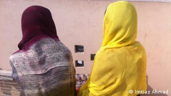 Pakistani women (Photo: DW/Ahmad)