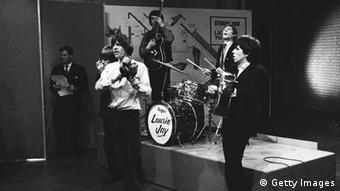 """Los Rolling Stones fueron promocionados como """"chicos malos"""", la antítesis de los Beatles."""