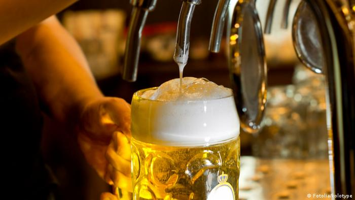 Beer on tap, Copyright: Fotolia/kolotype