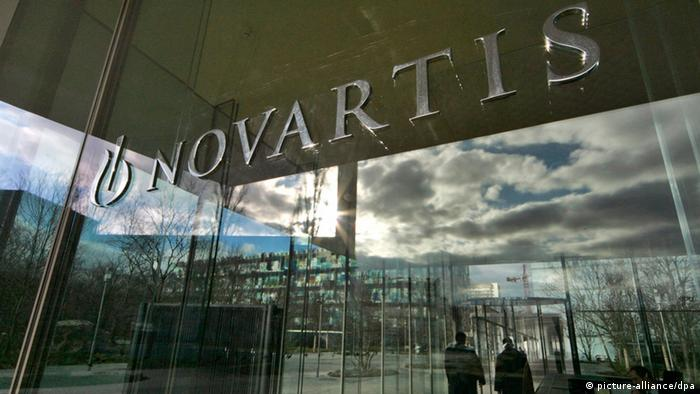 Basel - Novartis (picture-alliance/dpa)