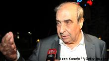 Türkei Syrien Oppositionspolitiker Michel Kilo in Istanbul
