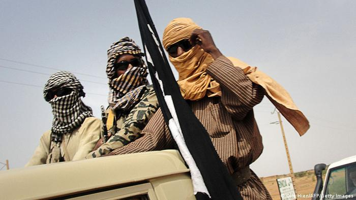 Islamistische MUJAO-Rebellen in Mali (Archivbild: AFP/GettyImages)