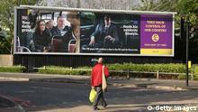 UKIP Wahlplakat Anti EU