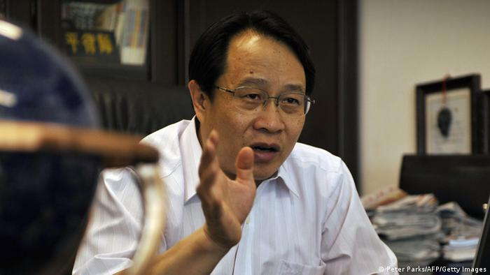 Mo Shaoping Rechtsanwalt China