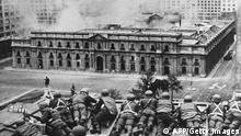 Chile Beginn Militärdiktatur Sturz von Allende durch Pinochet