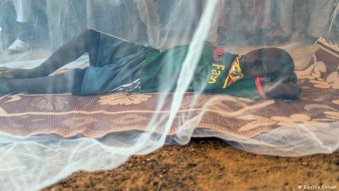 Sivrisineklerden korunma çabası