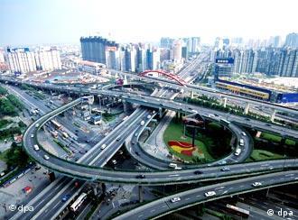 上海的高速公路