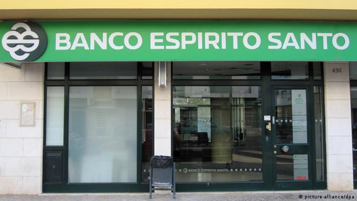 Banco Espirito Santo, Portugal