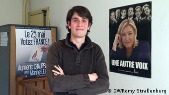 Gaetan Dussausaye (photo: Romy Straßenburg)