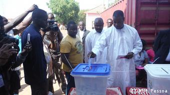 Nuno Nabian Präsidentschaftswahl in Bissau