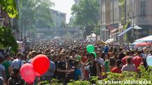 Straßenfest Tag der Arbeit
