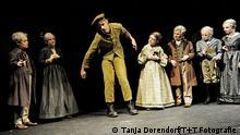 Berliner Theatertreffen Kaspar Hauser