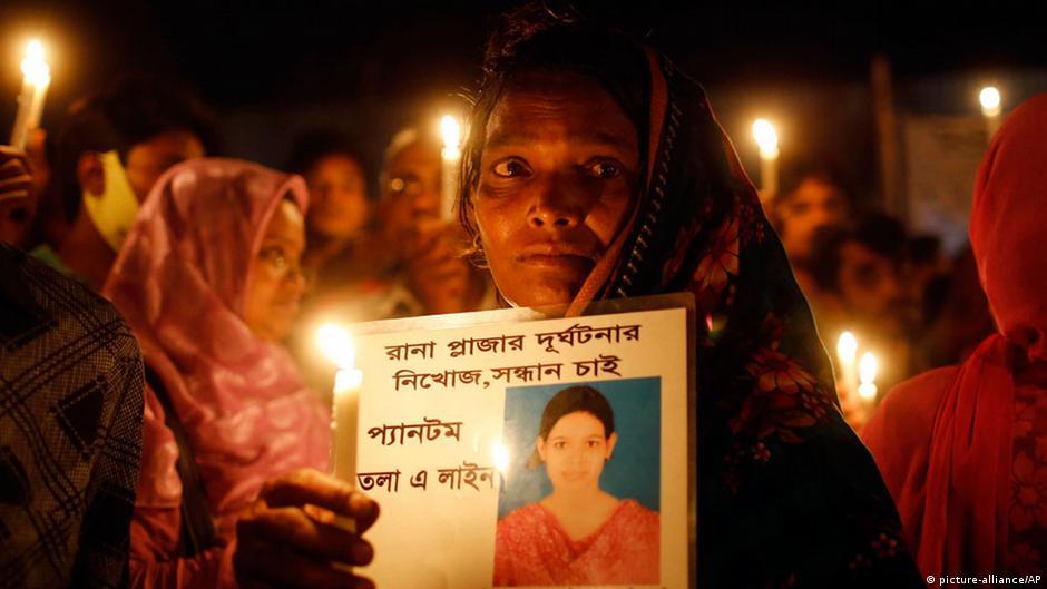 ছয় বছরে সাড়ে তিন হাজার শ্রমিক নিহত | DW | 23.11.2014