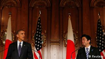 US Präsident Barack Obama in Tokio