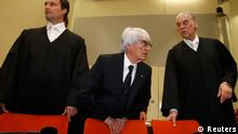 Bernie Ecclestone Gericht München 24.4.14
