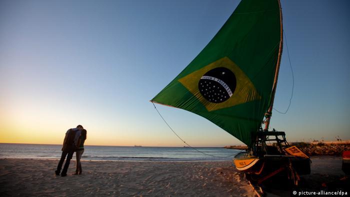 brasilianisches klima als st rkster gegenspieler sport dw. Black Bedroom Furniture Sets. Home Design Ideas