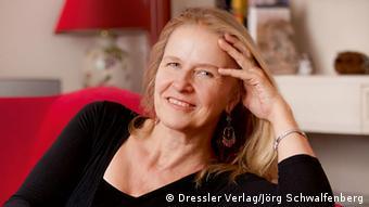 Cornelia Funke, Copyright: Dressler Verlag/Jörg Schwalfenberg