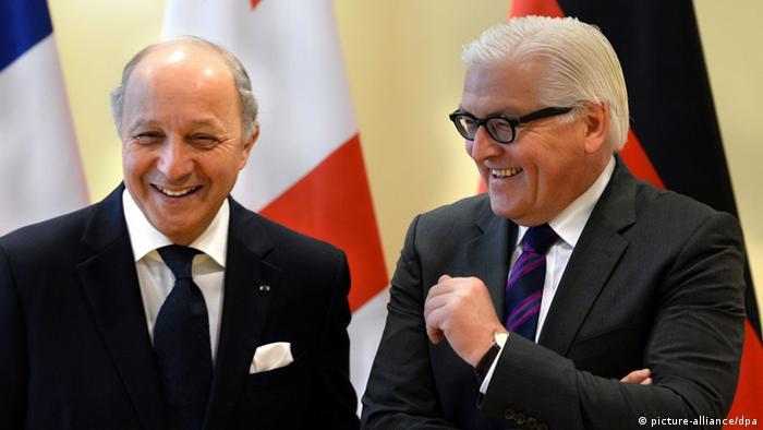 Alemanha e França reforçam apoio à Geórgia