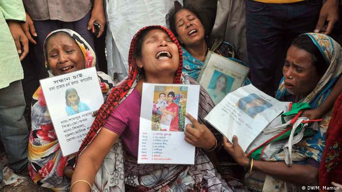 Rana Plaza disaster
