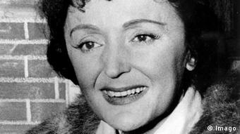 Edith Piaf. Copyright: imago/United Archives International