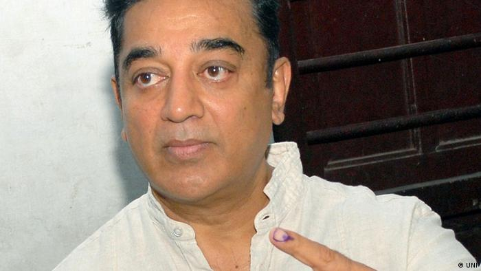 Wahlen Indien 2014 Kamal Hassan (UNI)