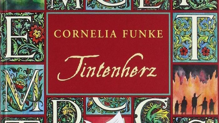Cover von Cornelia Funkes Tintenherz - (c) Dressler Verlag