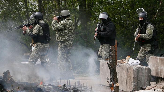 Силова операція на Донбасі змінює формат