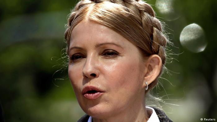 Yulia Tymoshenko - Ukraine, Luhansk