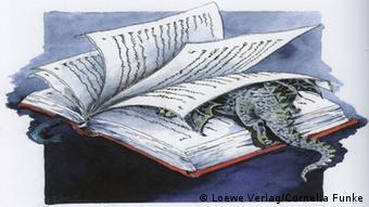 Der Mondscheindrache Cornelia Funke (Loewe Verlag/Cornelia Funke)