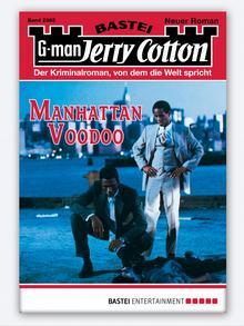 Cover Jerry Cotton Manhattan Vodoo 2965