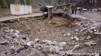 Serbien Massengrab in Rudnica