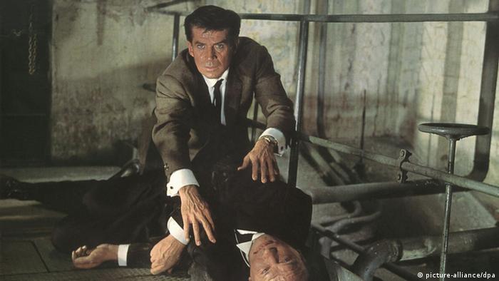 Film Still Jerry Cotton Der Mörderclub von Brooklyn