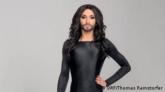 Conchita Wurst, Copyright: ORF/Thomas Ramstorfer