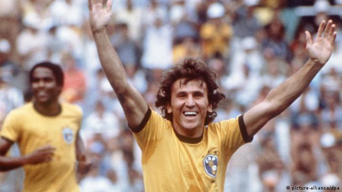 Brasilianische Fußballstars (Bildergalerie)