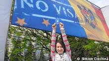 Visafreiheit in Chisinau Moldau Moldawien