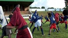 25.04.2014 DW GLOBAL 3000 Fussball Malawi