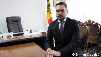 Der Vize-Außenminister der Republik Moldau, Iulian Groza (Foto: Simion Chiorchina)