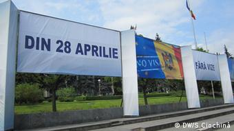 Visafreiheit Republik Moldau Plakat