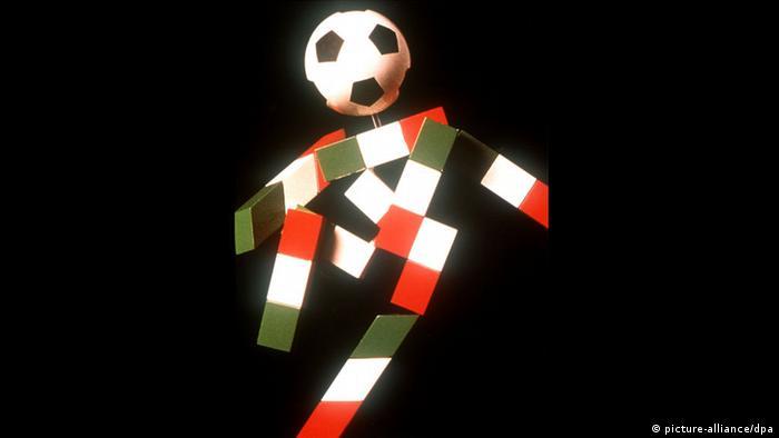 Bildergalerie WM-Maskottchen Ciao 1990