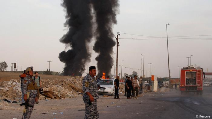 Autobombenanschlag im Irak
