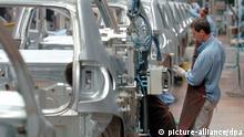 Volkswagen Werk in Sao Jose dos Pinhais