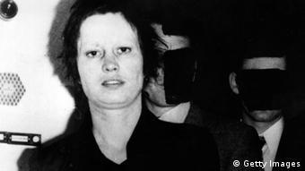 Ulrike Meinhof je bila pripadnica ljevičarske terorističke skupine RAF
