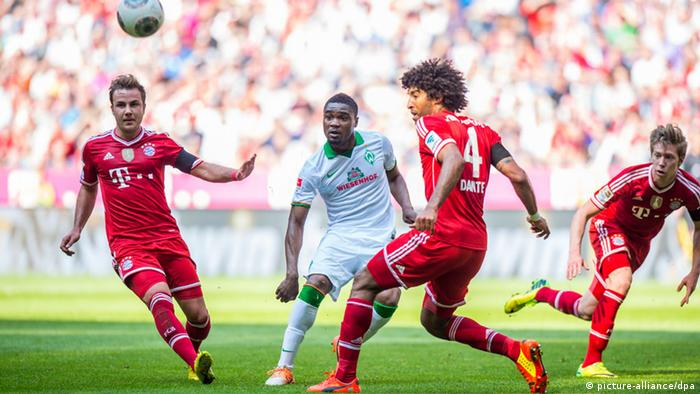 Bayern München - Werder Bremen