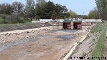 Ukraine kappt Wasserversorgung zur Krim